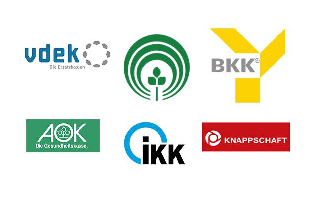 gesetzliche-krankenversicherungen-logos